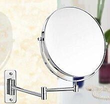 DADAO Doppel-Spiegel Badezimmer Spiegel Teleskop
