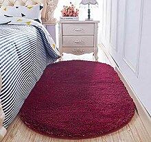 DADAO Shaggy Teppich Teppich Schlafzimmer