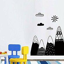 dadasite Englische Sprichwort-Wand-Aufkleber Für