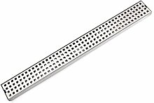 DADEQISH Edelstahl-Flieseneinsatz-linearer