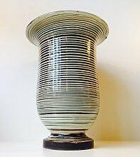 Dänische Vintage Bodenvase aus Keramik von Herman