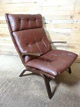 Dänischer Siesta Sessel von Ingmar Relling für