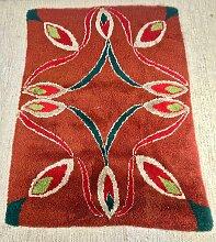 Dänischer Vintage Teppich, 1970er