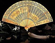 Daeou Cliff Cypress Ventilator Mahagoni Handwerk