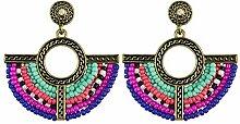 Daeou Damen Ohrringe Ohrring nepalesischen