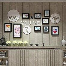 Daeou Foto Wand Foto Rahmen Wand Wohnzimmer