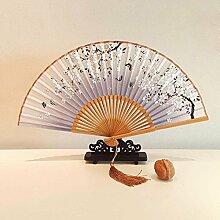 Daeou Seide Fan Seide Fan-Wind im japanischen Stil