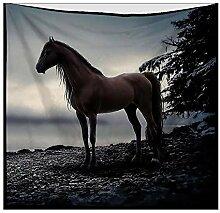 Daeou Wandteppiche tapestryPentium Pferd Figur