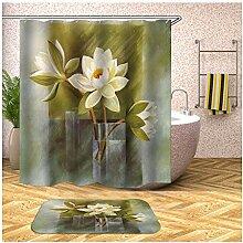 Daesar 40x60 Badematte Badewanne rutschfest Lotus