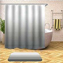 Daesar Badematte Waschbar rutschfest 40x60 Weiß