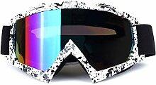 Daesar Brille Winddicht Unisex Schutzbrille