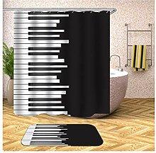 Daesar Klavier Badematte Toilette 40x60