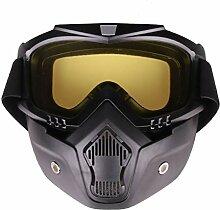 Daesar Schießbrille Taktisch Schutzbrille