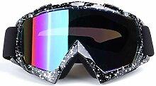 Daesar Schneebrille Herren Damen Schutzbrille