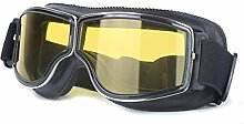 Daesar Schutzbrille Rotlichtlampe Motorrad Brille