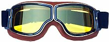 Daesar Sportbrille Herren Motorrad Brille