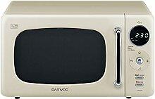 Daewoo KOR9LBKCR Touch Control Mikrowelle mit Zero