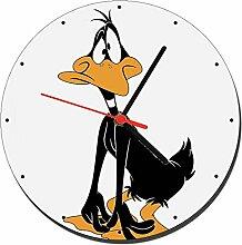 Daffy Duck Wanduhren Wall Clock 20cm