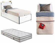 Dafnedesign.com Bett, Einzelbett für ein
