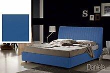 Dafnedesign.com Doppelbett mit Stauraum,