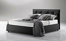 Dafnedesign.com Doppelbett mit Stauraum Mit