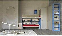 Dafnedesign.com Jugendzimmer - L 397 cm - P. 223