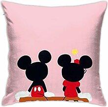 DailiH Mickey und Minnie Mouse Love