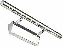 Dailyart Badezimmer Lampe 5w Edelstahl LED Winkel