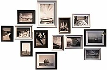 dainufeng Vintage Holz Bilderrahmen Collage Wall