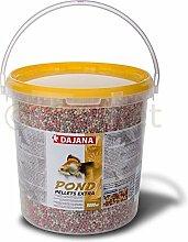 Dajana Pond Pellets Extra Teich Fisch Koi Futter (10000 ml)