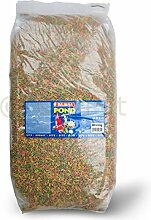 Dajana Pond Stick Extra Teich Fisch Futter Sticks (4 kg / Beutel)