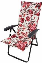 Dajar 460307 Sessel Messina Lux, mehrfarbig