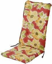 Dajar 49866 Stühle und Sessel Auflage Malaysia, mehrfarbig