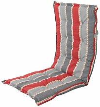 Dajar 50046 Stühle und Sessel Auflage Alu Niedrig, mehrfarbig