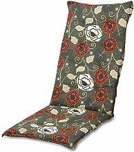 Dajar 50107 Stühle und Sessel Auflage Alu Hoch, mehrfarbig