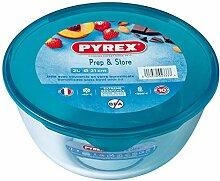 Dajar Pyrex Salatschale Mixing, Glas, Transparent,