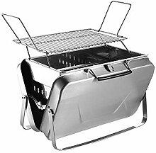 DALANG INC. Family Grill Tragbarer Faltbarer BBQ