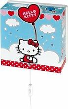 Dalber 75258 Wandlampe Hello Kitty Kinderzimmer
