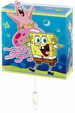 Dalber 75508 Wandlampe Sponge Bob Kinderzimmer