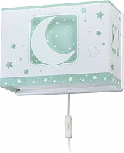 Dalber kinder wandlampe Mond und Sterne Moon Light