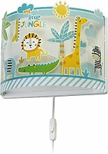 Dalber My Little Jungle kinder wandlampe,