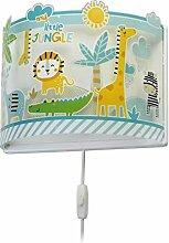 Dalber My Little Jungle kinder wandlampe tiere