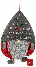 DALIN Adventskalender für Weihnachten, Countdown,