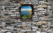Dalinda Vliestapete Fototapete in 3D-Optik Irland