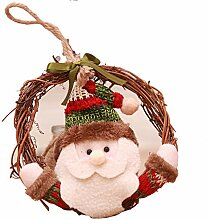 Daliuing 1PCS Weihnachten Anhänger Weihnachtsbaum