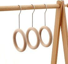 DALIZHAI777 Krawattenbügel Schal Ringaufhänger