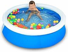 DALL Aufblasbare Pools Kinder Aufblasbares