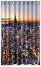 Dalliy new york city Fenstervorhang Vorhang Window