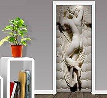 dalongshan Türbilder Selbstklebend,Geprägte