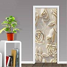 dalongshan Wandtattoo 3D Effekt,Dekoration 3D